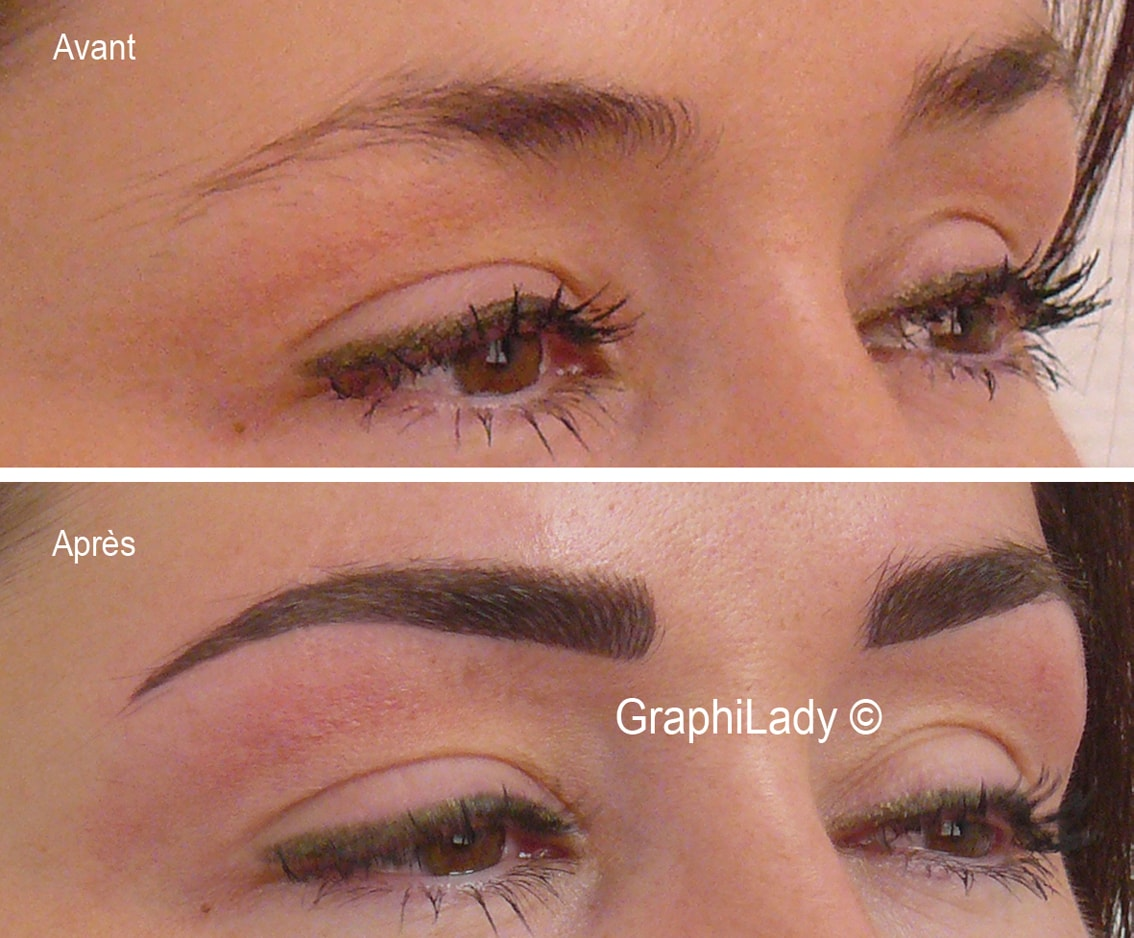 maquillage permanent sourcils graphilady