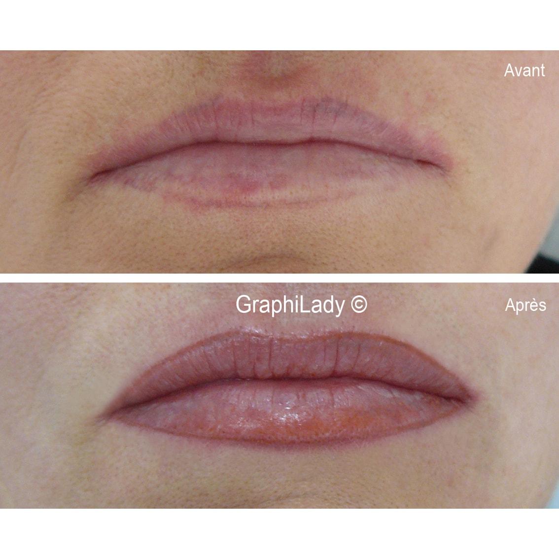 maquillage permanent Recouvrement 03