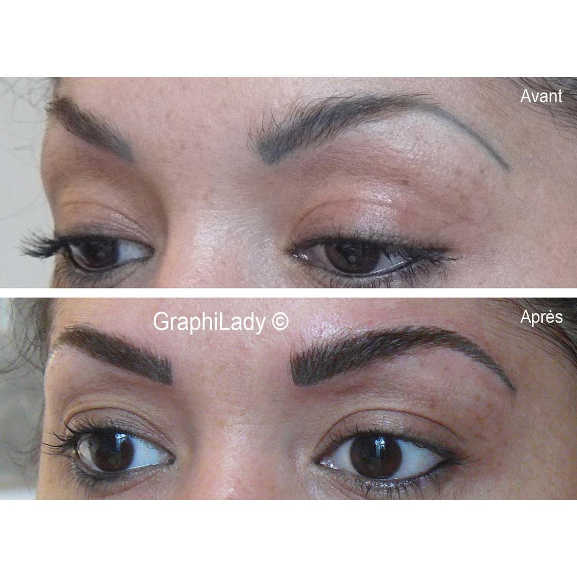 maquillage permanent Recouvrement 04
