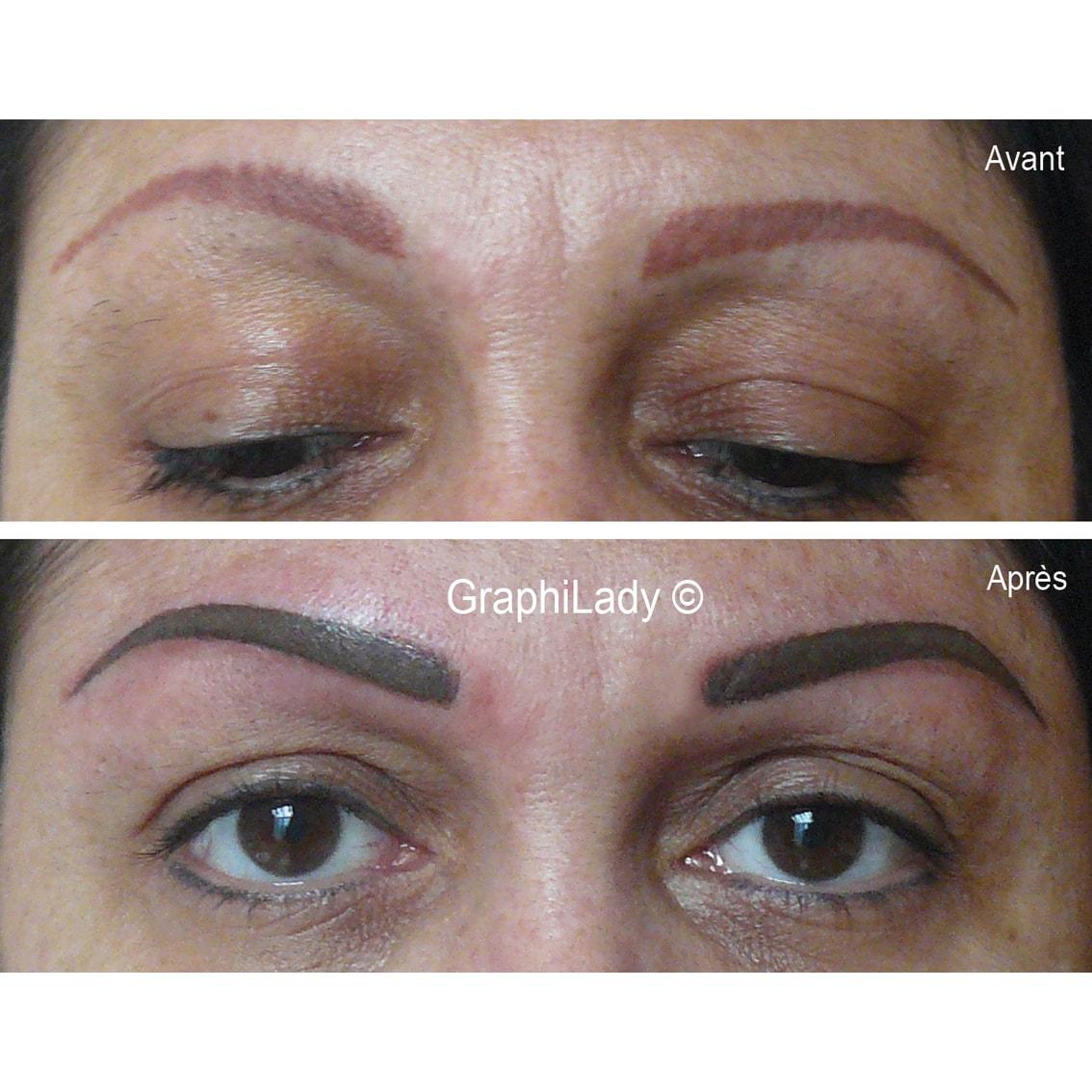 maquillage semi-permanent Recouvrement 08