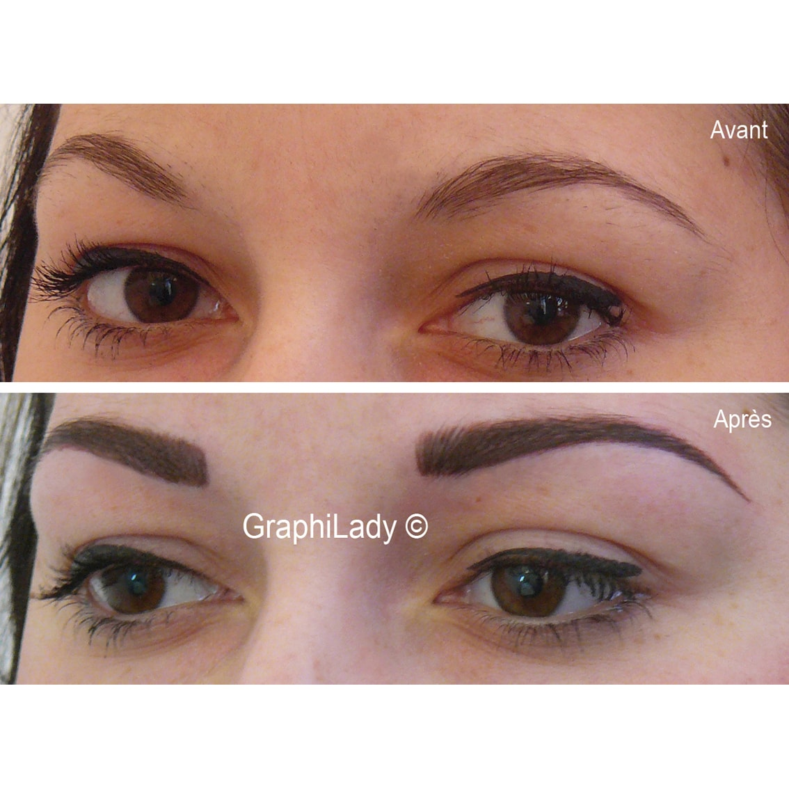 maquillage semi-permanent Sourcils 03