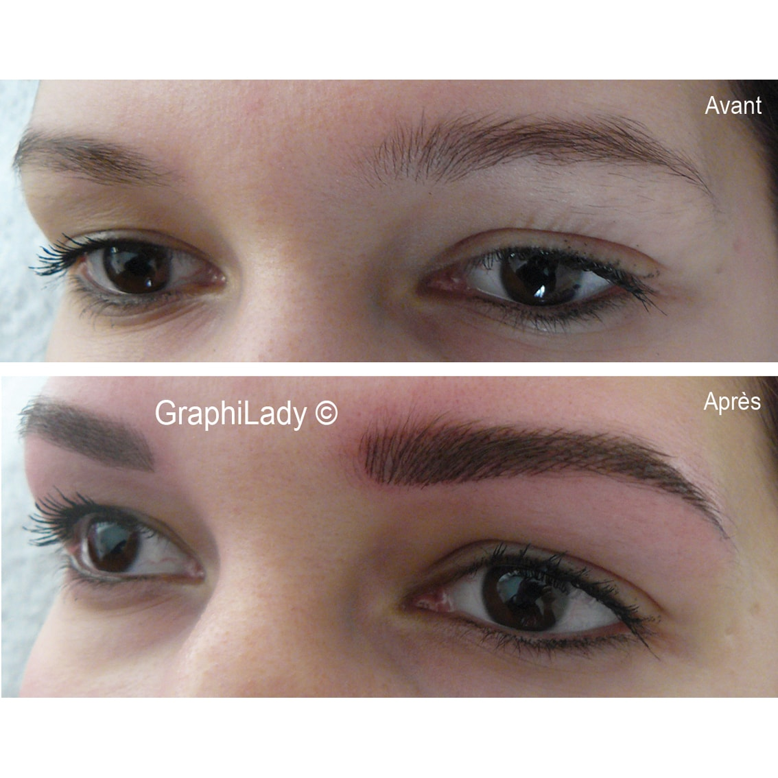 maquillage semi-permanent Sourcils 07