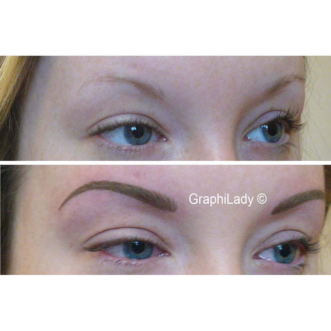 pigmentation des sourcils 01 graphilady